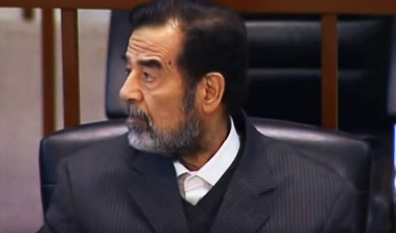 Так называемый внук Саддама Хуссейна потребовал от США вернуть золото Ирака