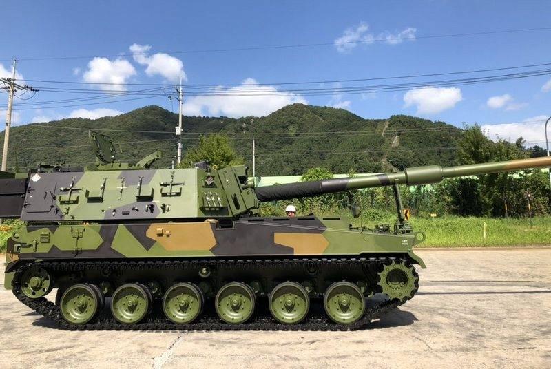 Norwegische Armee mit südkoreanischen Haubitzen bewaffnet