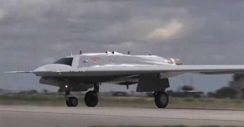 Новейшие беспилотники получат систему навигации и связи от Су-57