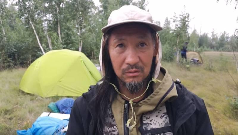 """Первое интервью так называемого """"якутского шамана"""""""