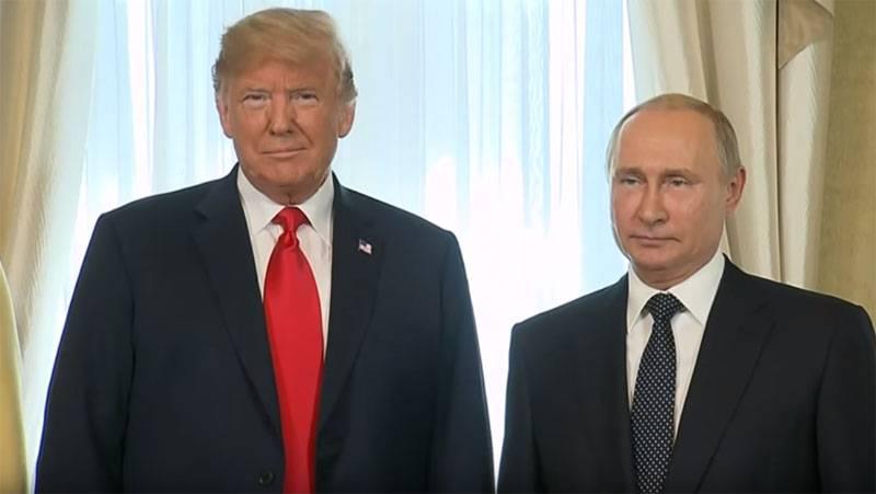 WP: Trump glaubt, dass amerikanische Aktionen in der Ukraine Russland ärgern