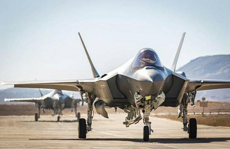 이스라엘 공군이 F-35I Adir 전투기 한 쌍을 추가로 받음