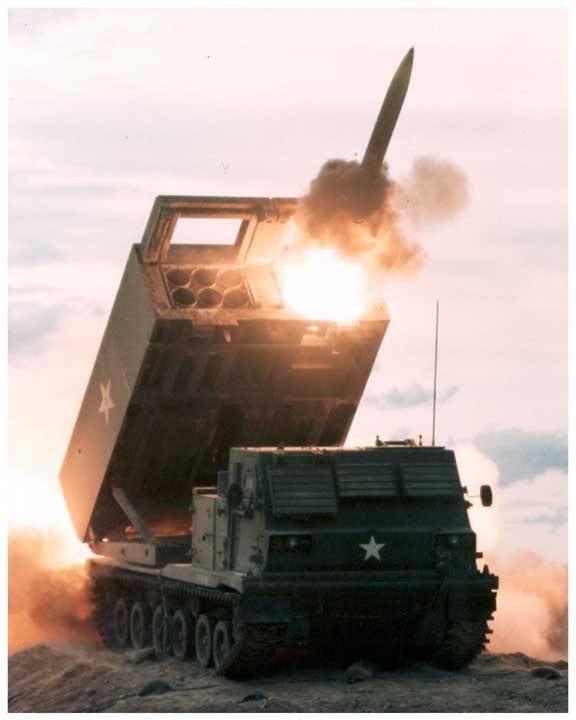 危険なMLRS M270 MLRSとは