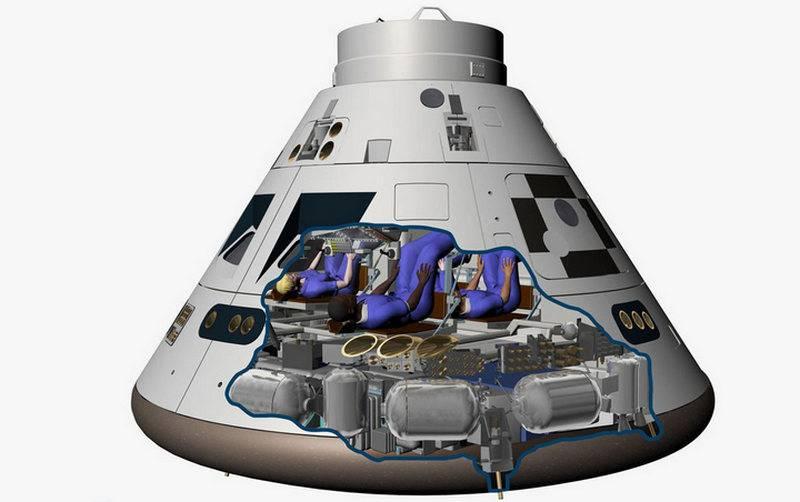 El contrato de la NASA para la construcción de naves lunares recibió a Lockheed Martin