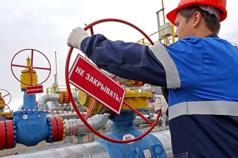 Novak explicou a posição da Rússia sobre o trânsito de gás pela Ucrânia