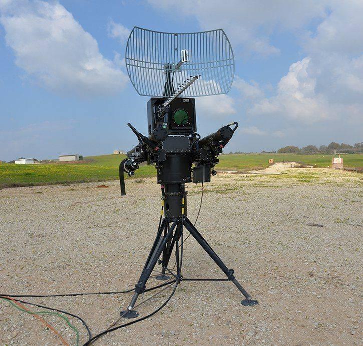 与无人机的战争。 沙特巨人vs胡斯