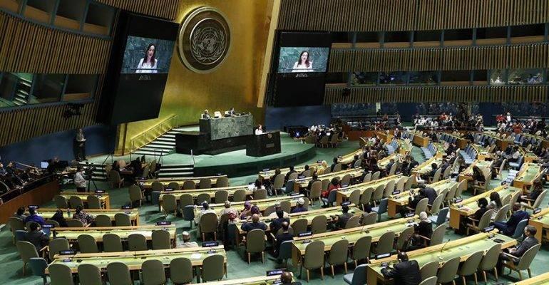 BM merkezini New York'tan çıkarma zamanı!