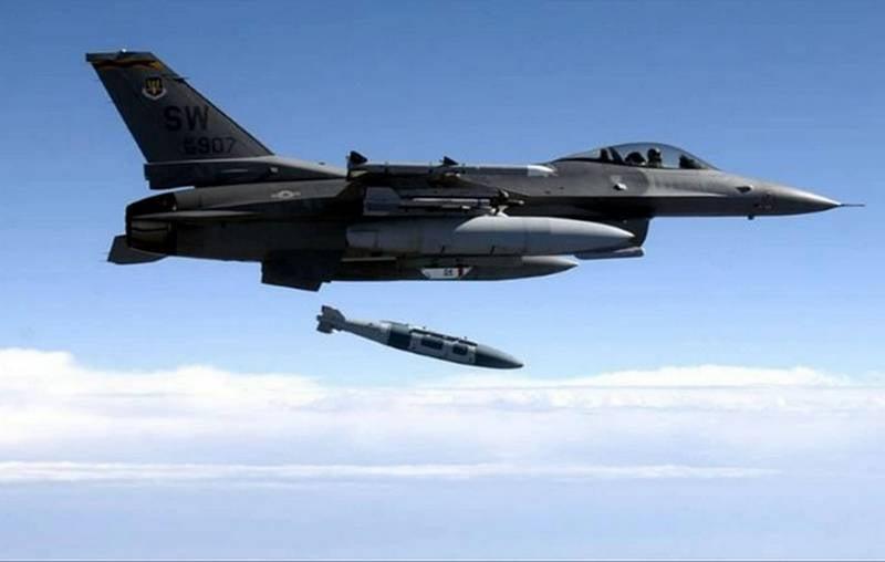 EUA continuam testando a versão mais recente da bomba termonuclear B61-12