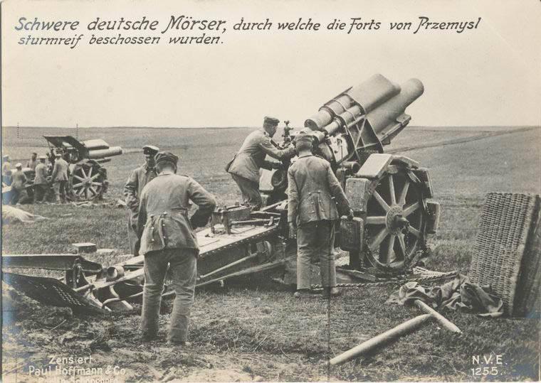 Final battle for radimersky the key to Przemysl