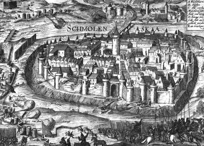 410 साल पहले स्मोलेंस्क की वीर रक्षा शुरू हुई