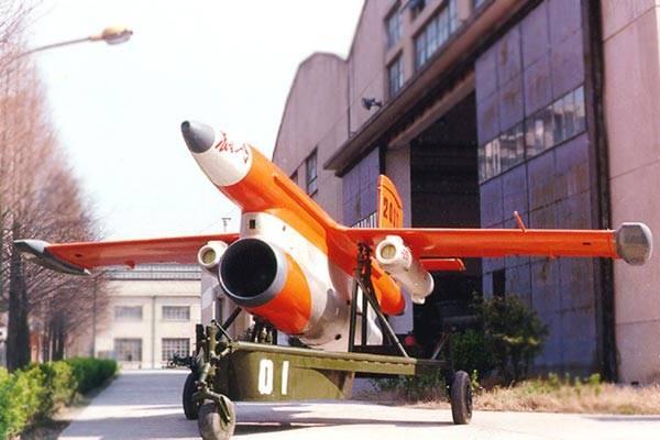 Становление китайской беспилотной авиации