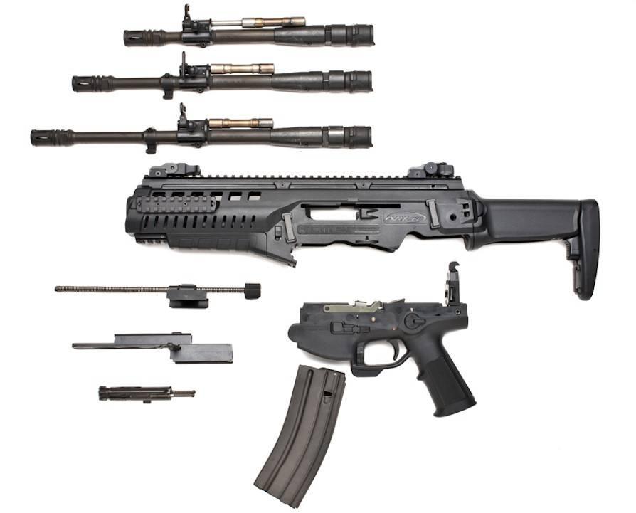 Swiss Arms Colt Schiene für M16 Serie