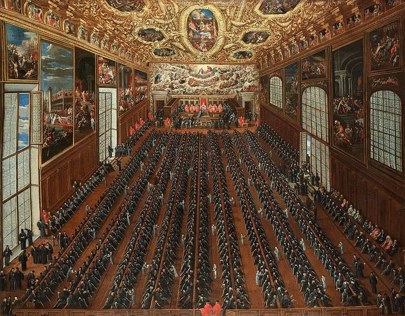 Venedik Doge Sarayı Cephaneliği