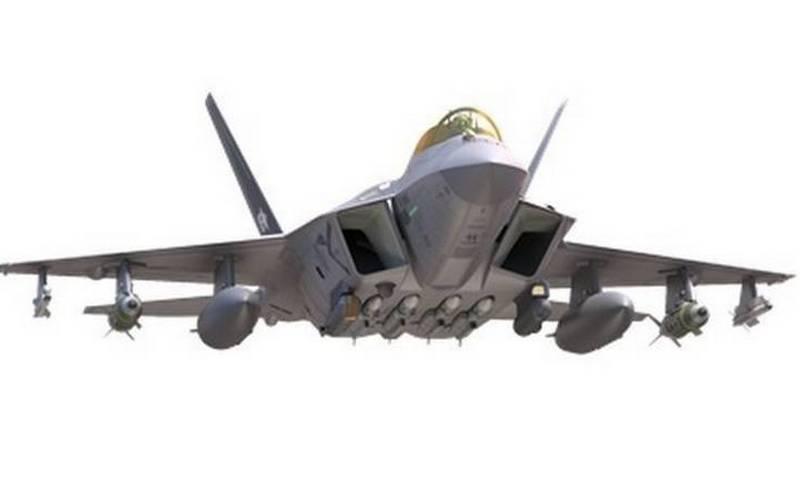 Desenvolvedores sul-coreanos conseguiram proteger o projeto de caça KF-X