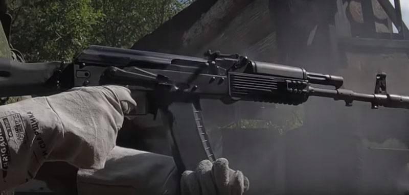 """""""One Hundred Lives"""" of the Kalashnikov assault rifle"""