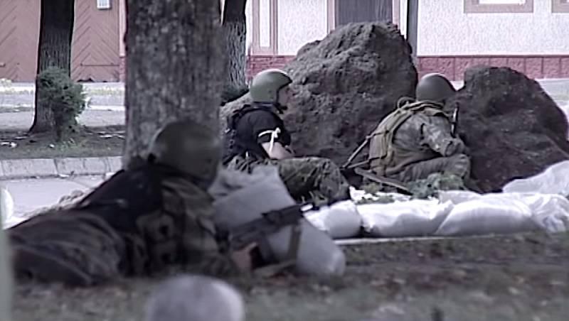 15 лет трагедии в Беслане