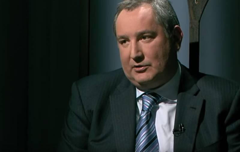 """Рогозин: нам известна причина появления отверстия в корабле """"Союз"""""""