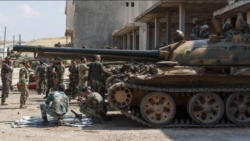 Большой Идлиб. Скорое наступление Сирийской арабской армии неизбежно