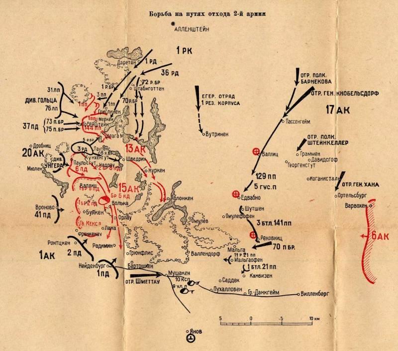 Блицкриг 1914. Упущенный триумф Самсонова