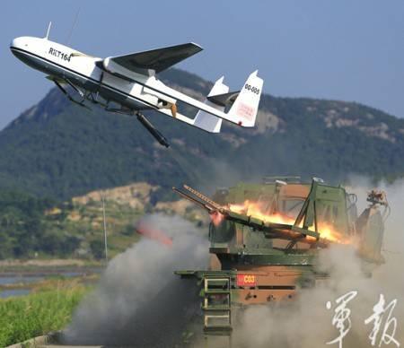 Китайско-израильское сотрудничество в области БПЛА