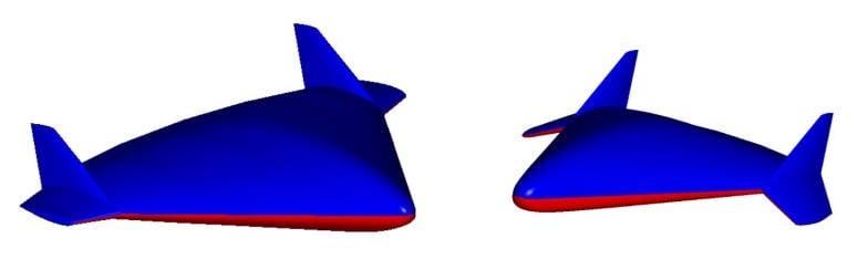 Aereon वंशावली विमान परियोजनाएं (यूएसए)