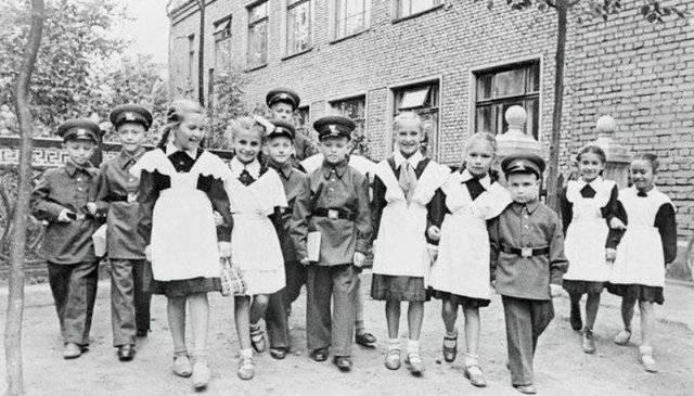 Агония русской школы
