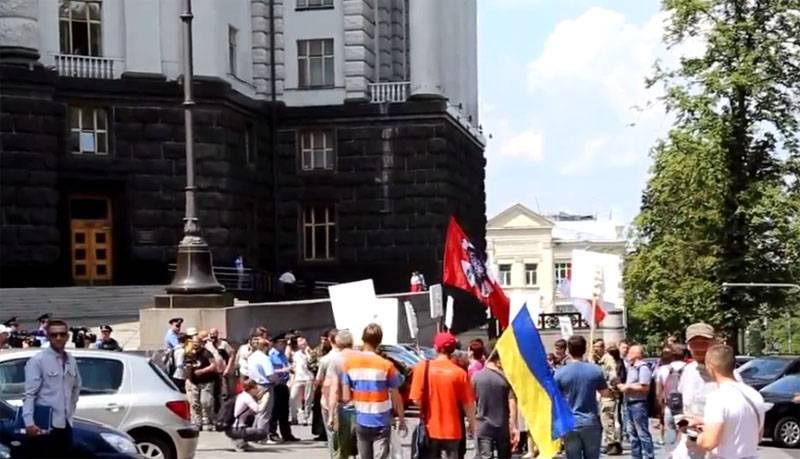 На Украине: При выполнении формулы Штайнмайера страна развалится как карточный домик