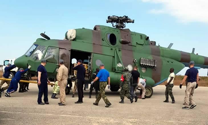 Rus ordusu Mozambik'e dönecek mi?