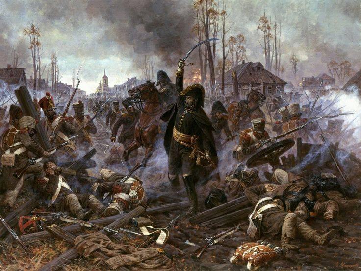 1812-th: मास्को को देखने और मरने के लिए