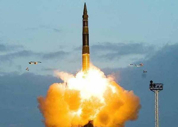 सैन्य रॉकेट ईंधन के प्रकार