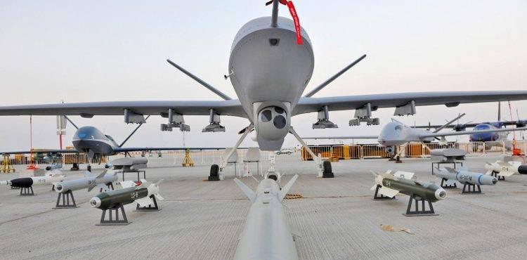Китайские ударно-разведывательные БПЛА и их боевое применение