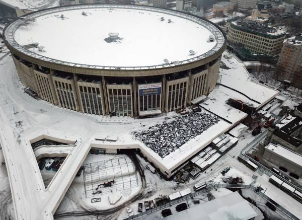 Stadyumların suçu ne? Rusya'da spor hakkında, kitle değil