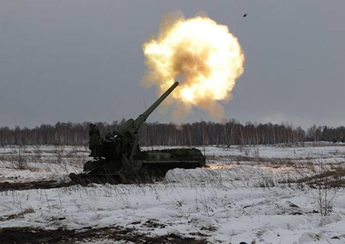 Modernization of high power artillery. Coming to an end