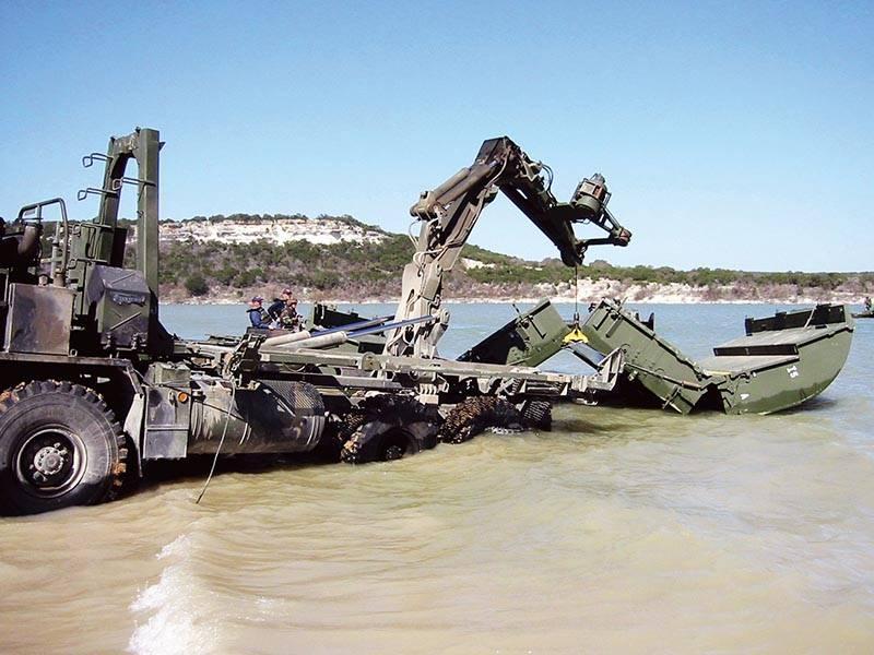 La economía del puente de pontones de Europa está en orden. Los europeos están listos para la llegada de los rusos