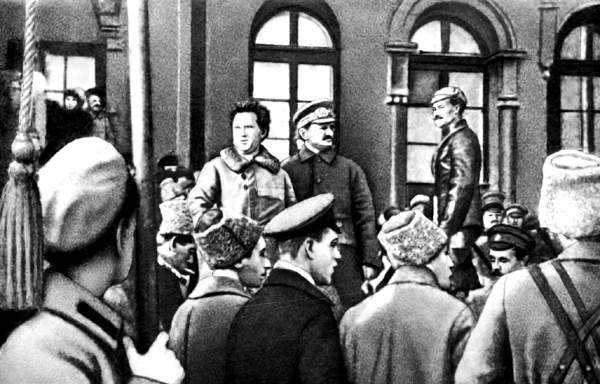 """of Petrograd did not give up!"" fierce battle for the cradle of the revolution"