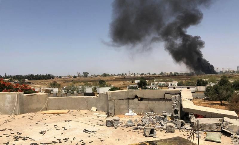 """Cómo las """"noticias"""" viajan alrededor del mundo supuestamente sobre la muerte de """"Wagnerites"""" en Libia"""