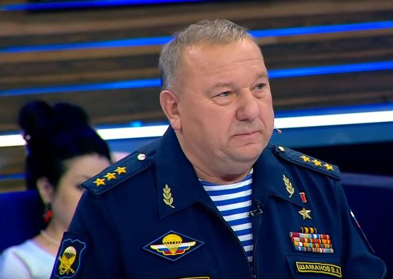 राज्य ड्यूमा के डिप्टी जनरल शमनोव ने मंत्रिमंडल के मंत्रियों पर रूसी सेना की जरूरतों की अनदेखी करने का आरोप लगाया