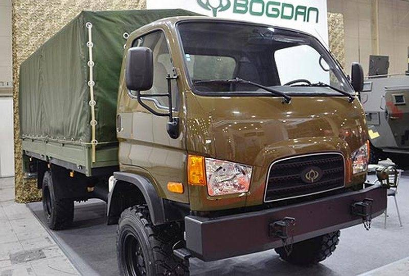 "Ukraine found the possible replacement of the legendary ""the Truck"""