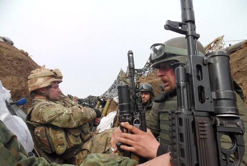 Разведение сил на Донбассе опять откладывается: ВСУ ведут бой с ВСУ