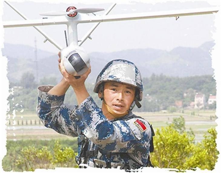Китайские малые БПЛА специального назначения