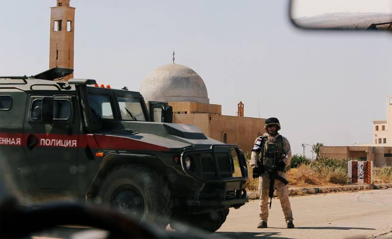 シリアで過激派が激化:ロシアのパトロールの途中で2つの爆弾