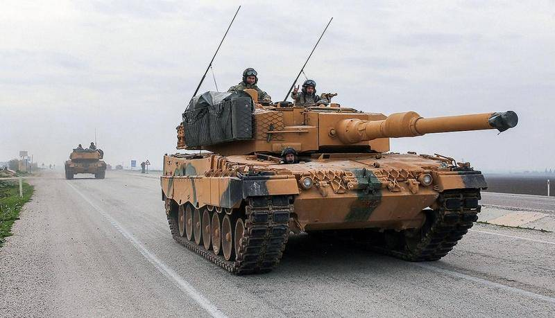 the European countries stop the export of arms to Turkey