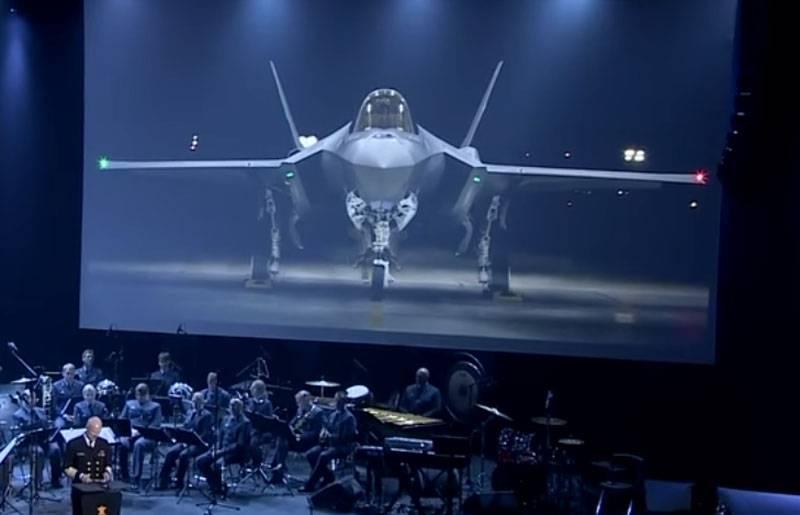F-35ノルウェー空軍がブレーキシステムに問題を発見