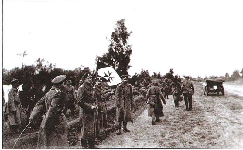 リガのアバロフ軍キャンペーン