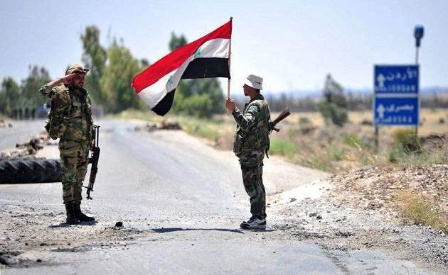 アサドはトルコの軍事作戦でクルド人を破る
