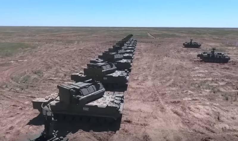 Военная мощь Армении и Арцаха