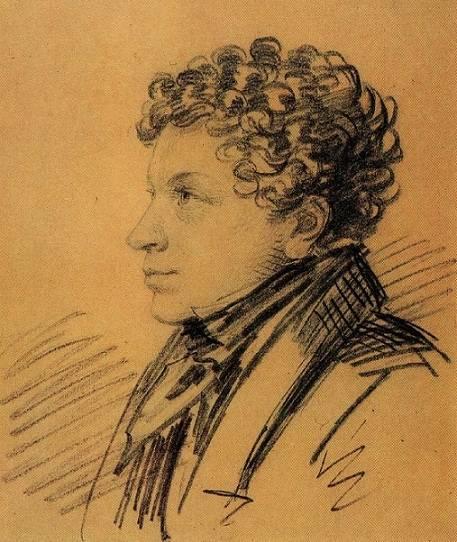 Лев Пушкин. Начало кавказской легенды