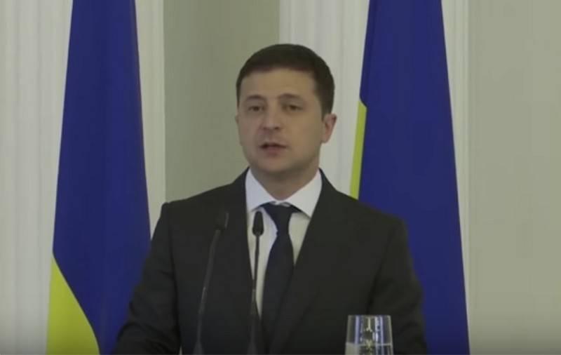 Зеленский назвал условия разведения сил на Донбассе