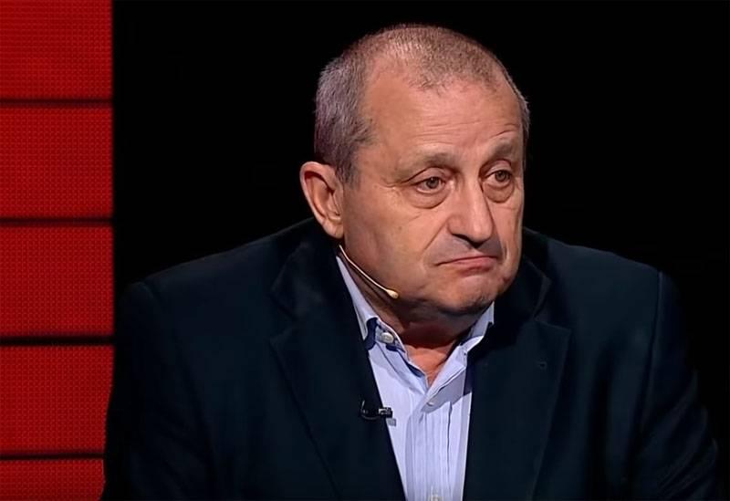 """केडमी ने रूस के इतिहास पर हिंसा के प्रयासों के बारे में बात की और """"पश्चाताप"""" के लिए कॉल किया"""