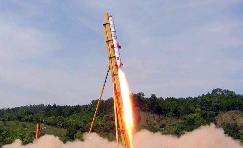 """Вьетнам входит в """"ракетный клуб"""": осуществлён запуск собственной боевой ракеты"""